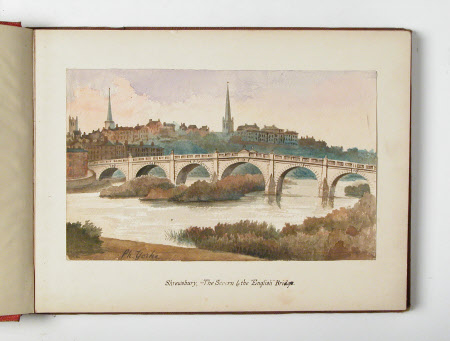 Sketches of the Welsh Borders and Shropshire