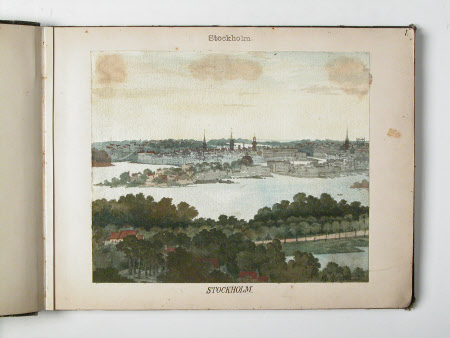 Sketches of Sweden Vol 1, Stockholm and its environs