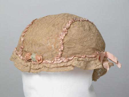 Baby's cap