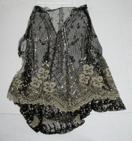 Skirt fragment