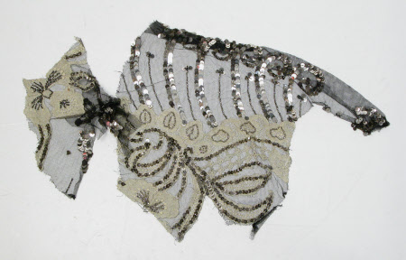 Dress fragment