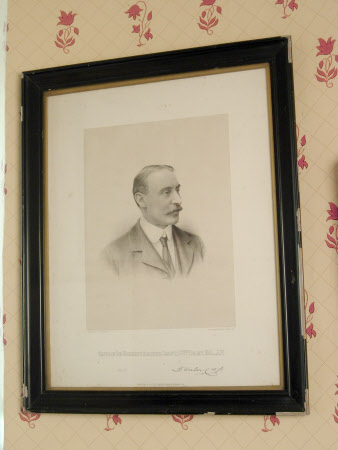 Captain Sir Herbert Archer Croft, 10th Bt (1868-1915)