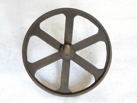 Barrow wheel