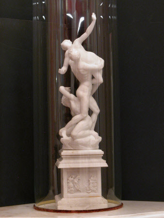 The Rape of the Sabines (after Giambologna)