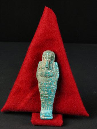 Miniature mummy