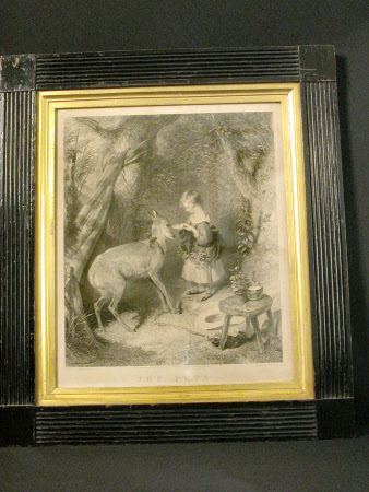 The Pets (after Sir Edwin Henry Landseer RA)