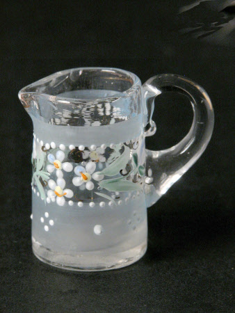 Miniature milk jug