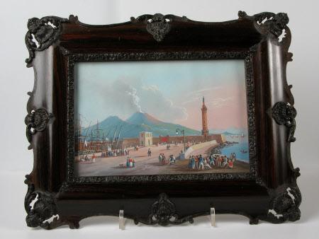 Napoli del Eremitaggio del Vesuve , Italy
