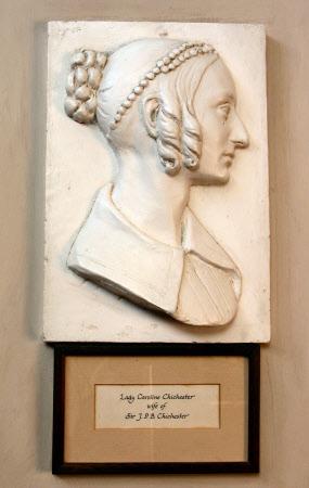 Caroline Thistlethwayte, Lady Chichester (1779-1850)