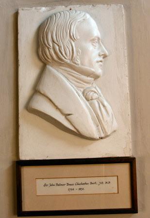 Sir John Palmer Bruce Chichester, 1st Baronet Chichester of Arlington (c.1794-1851)