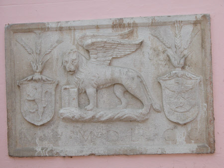 Lion of St Mark's, Venice