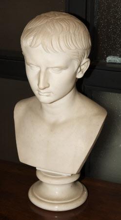 Emperor Caesar Augustus, Emperor of Rome (Octavian) (63 BC – 14 AD) as a Boy