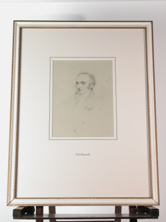 Lord John Russell, 1st Earl Russell, KG, PC, (1792-1878)