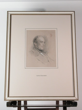 George William Frederick Villiers, 4th Earl of Clarendon, KG, GCB, DCL, PC (1800-1870)