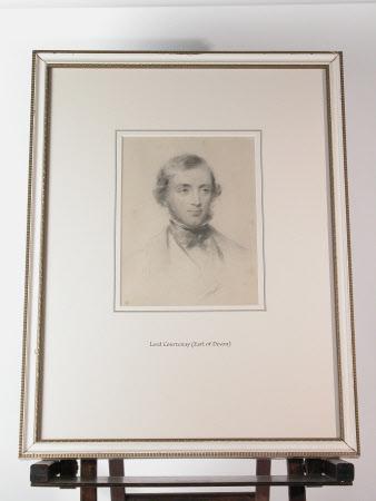 Sir William Reginald Courtenay, 11th Earl of Devon, (Lord Courtenay) (1807-1888)