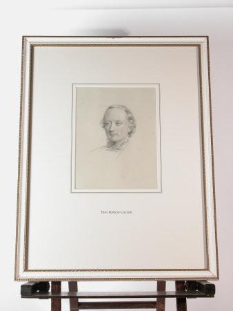 The Hon Robert Curzon, 14th Baron Zouche, KLS (1810-1873)
