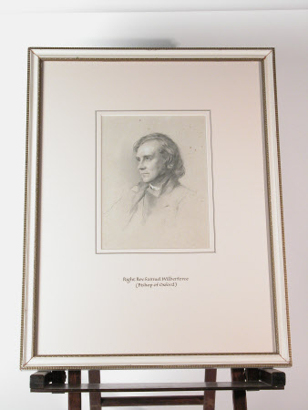 Rt. Rev. Samuel Wilberforce (1805-1873) Lord Bishop of Oxford