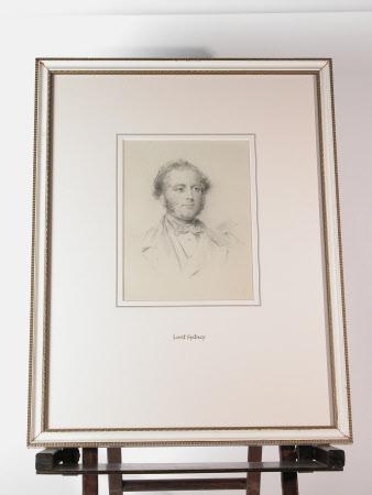 John Robert Townshend, 1st Earl Sydney (1805-1890)
