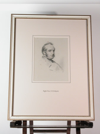 Rt. Hon. Spencer Horatio Walpole FRS, QC, DCL, LLD, PC, (1806-1898)