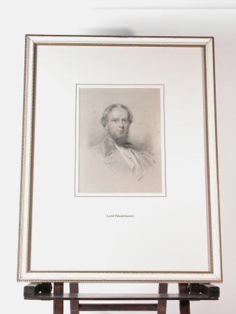 John Wodehouse, 1st Earl of Kimberley, KG, PC, (1826-1902)