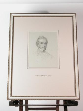 Sir John George Shaw-Lefevre, KCB, FRS, DCL, (1797-1879)