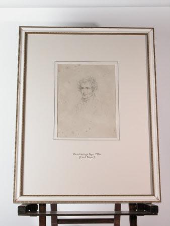 George James Welbore Agar-Ellis, 1st Baron Dover, MP, FRS, FSA (1797-1833)