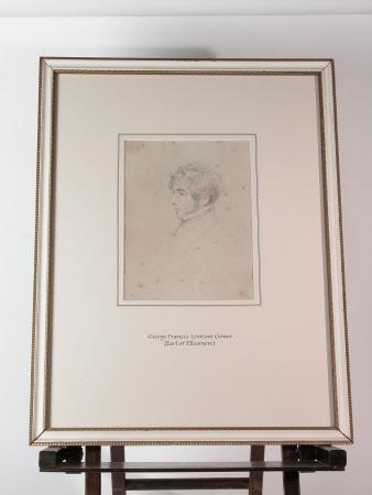 Francis Egerton, 1st Earl of Ellesmere KG, PC, (1800-1857)