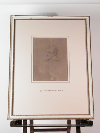 The Rt. Rev. Reginald Heber (1783-1826) Bishop of Calcutta