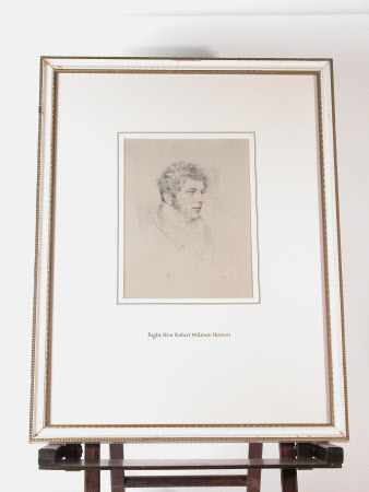 Sir Robert John Wilmot-Horton, 3rd Bt of Osmaston, GCH (1784-1841)