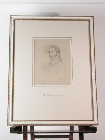 Rt. Hon. Sir Thomas Frankland Lewis. 1st Bt (1780-1855)