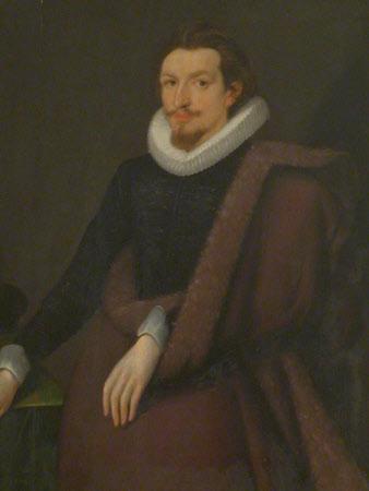 Sir Arthur Acland Kt (d.1610)