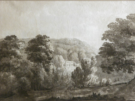 South view of Killerton, Devon