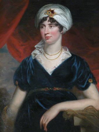 Henrietta Anne Hoare, The Hon. Mrs Matthew Fortescue, formerly Lady Acland (c.1765-1841)