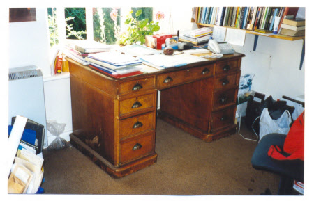 Partners' desk