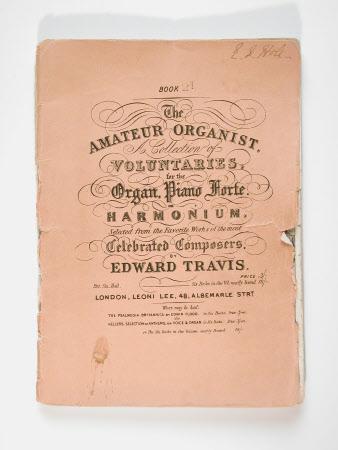The amateur organist