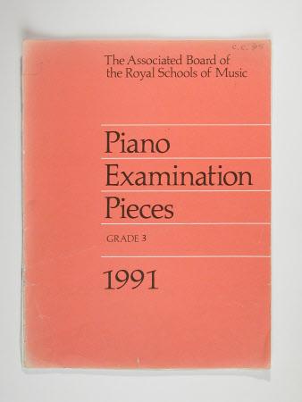 Piano Examination Pieces