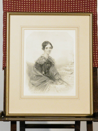 Mary Eskine, Lady Acland (d.1892)