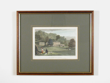Killerton House, Devon (after George B. Campion)