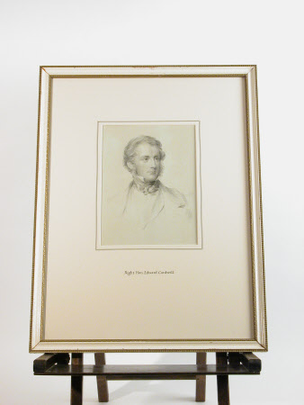 Edward Cardwell, 1st Viscount Cardwell DCL, PC, (1813-1886)