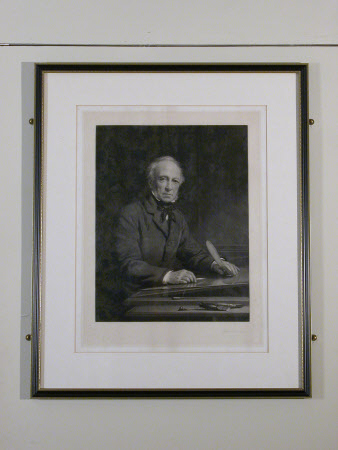 Samuel Cousins, RA (1801–1887) (after Edwin Longsden Long)