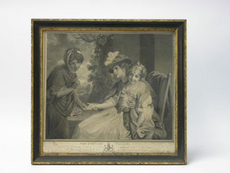The Fortune Teller (after Sir Joshua Reynolds)