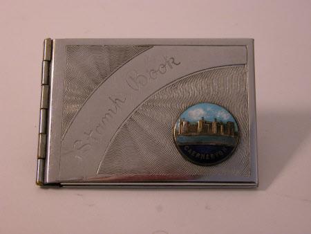 Stamp book