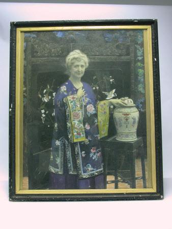 Clarissa Margaret Boehmer, Mrs Frederick Miller (1855- 1926)
