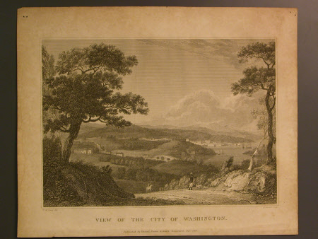 View of the city of Washington-