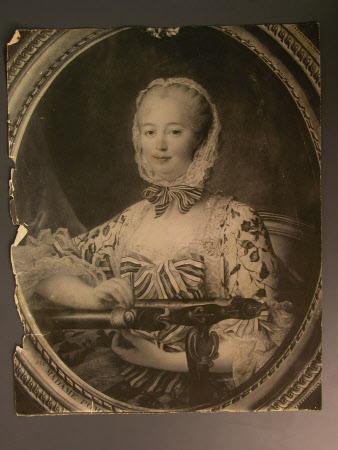 Jeanne Antoinette Poisson, marquise de Pompadour (1721-1764) (after François Hubert Drouais)