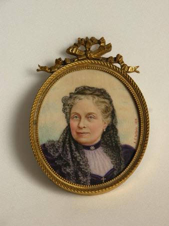 Margaret West, Mrs Nathaniel Miller