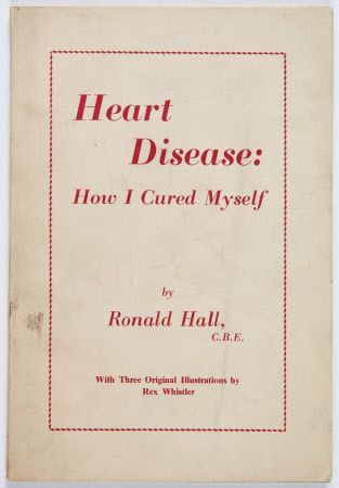 HEART DISEASE; HOW I CURED MYSELF