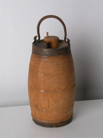 Miniature barrel