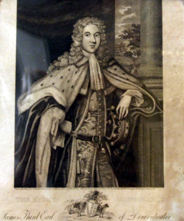 James Radcliffe, 3rd Earl of Derwentwater (1689-1716) (after George Vertue after Sir Godfrey ...