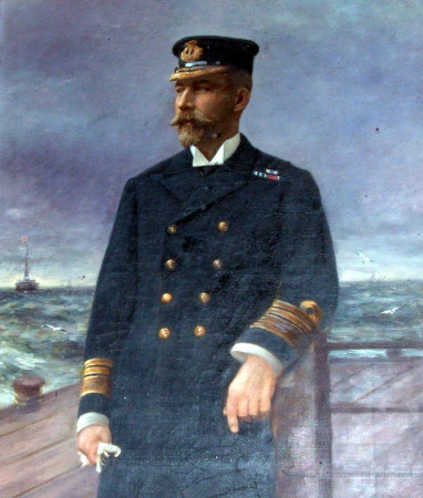Possibly Vice-Admiral James Lacon Hammet (d.1905)